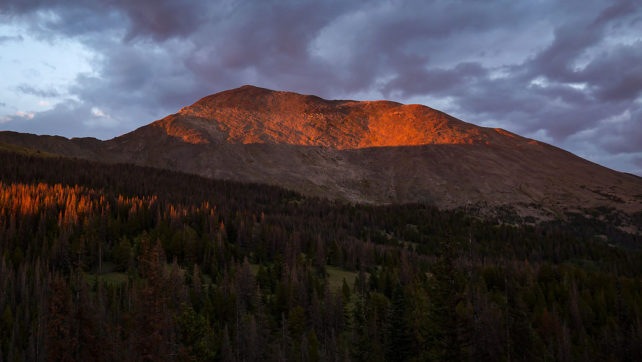 Mount Ouray & Old Chipeta Mountain