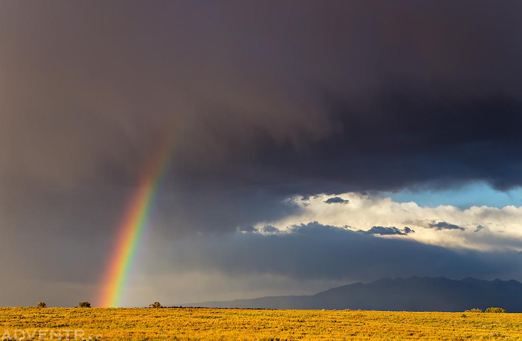 Island In The Sky Rainbow