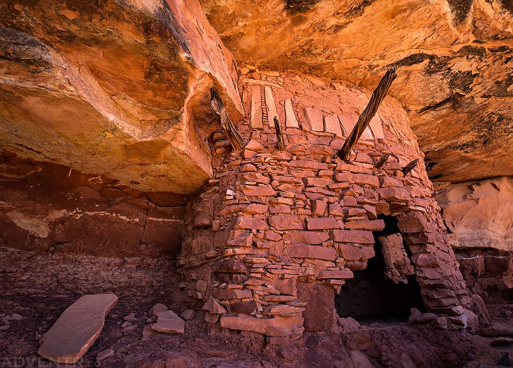 Temple of Cedar Mesa