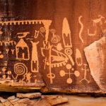 Kohta Circus Petroglyphs