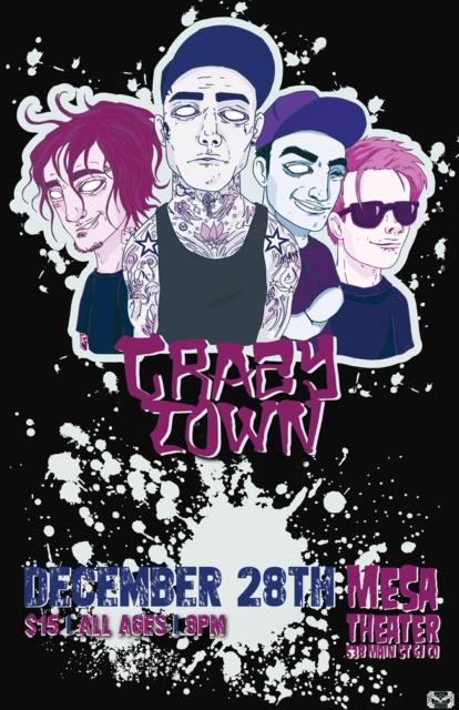 Crazy Town 2017