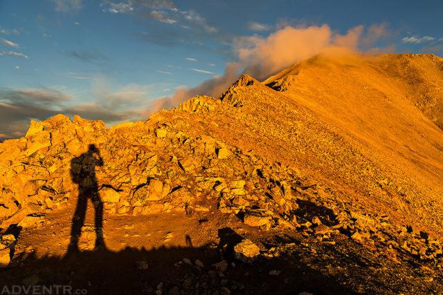 Mount Princeton Ridge