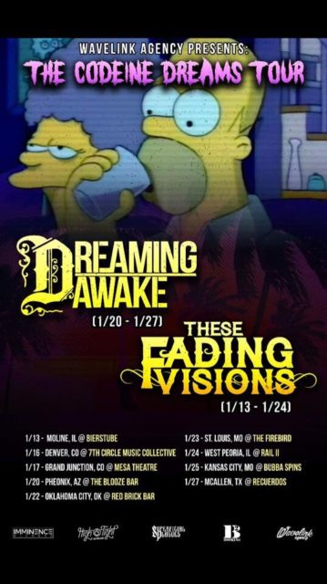 These Fading Visions 2018
