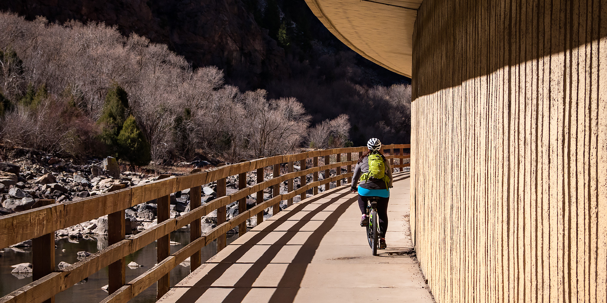 Glenwood Canyon Recreation Trail