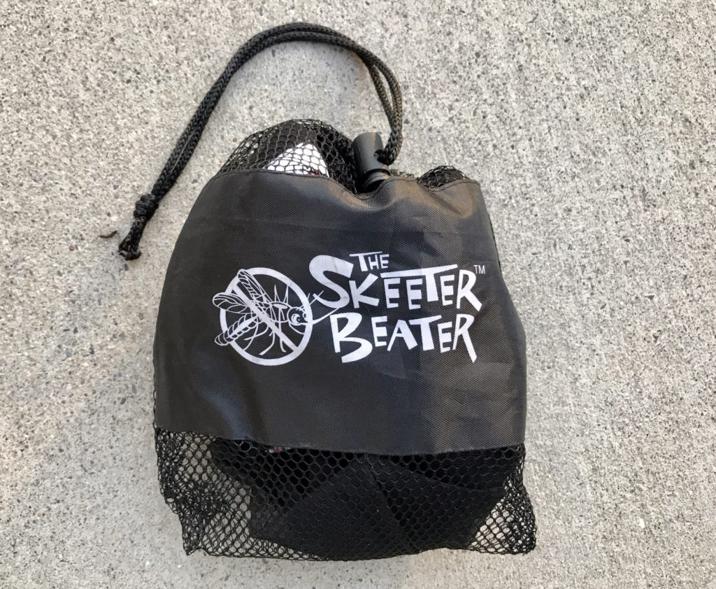 Skeeter Beater Pouch