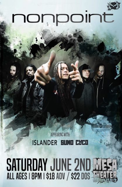 Nonpoint 2018