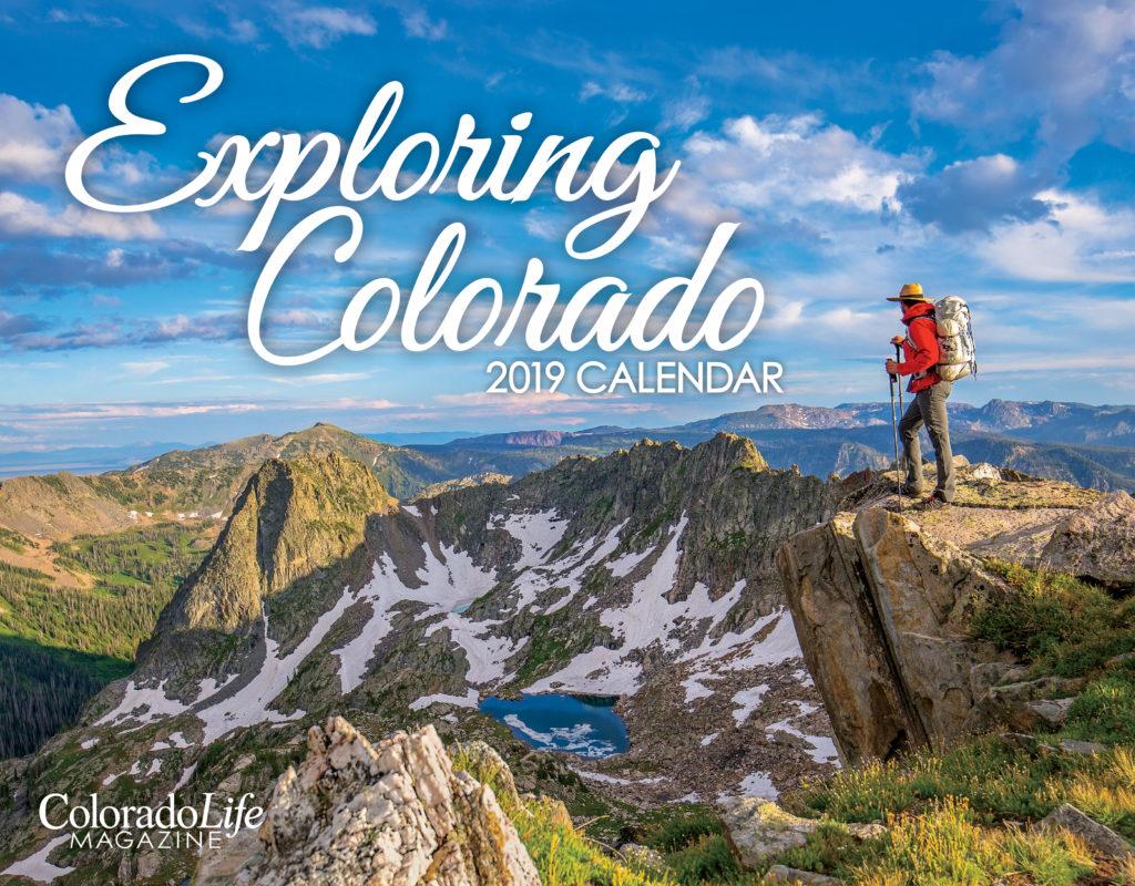 Exploring Colorado 2019 Calendar