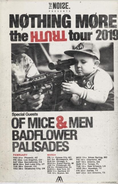 The Truth Tour 2019