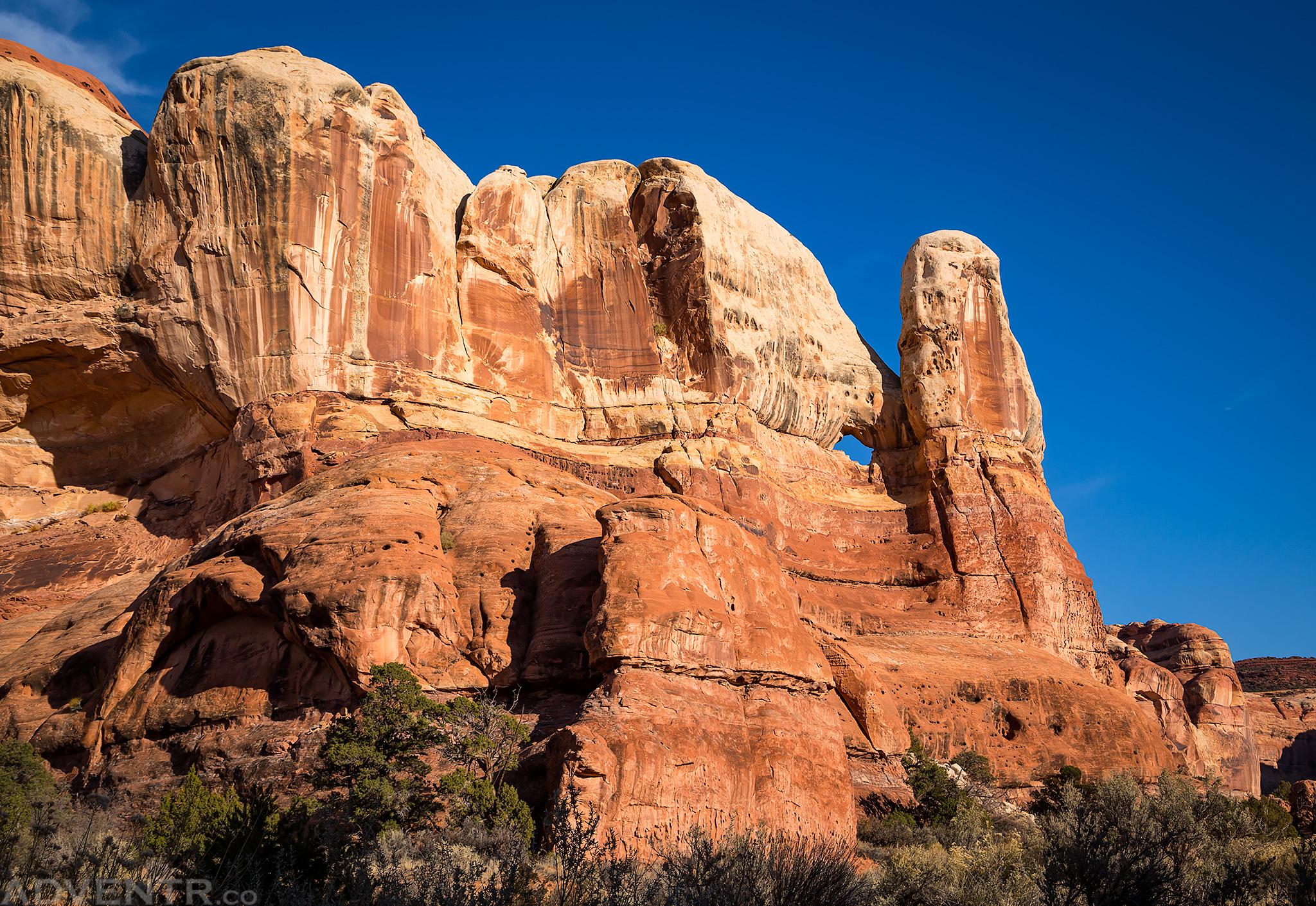 Trail Canyon Arch