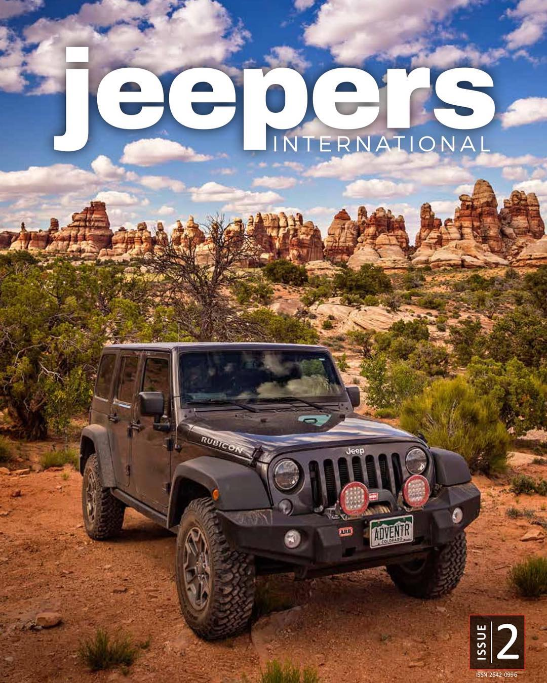 Jeepers International Magazine #2