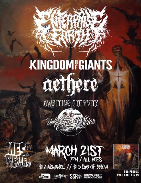 Kingdom of Giants 2019