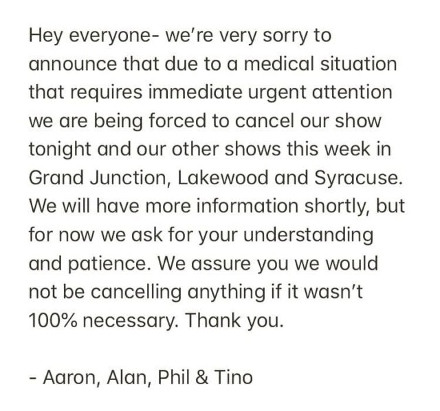 OM&M Cancelled