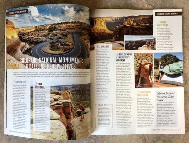 Grand Junction Adventure Guide 2019