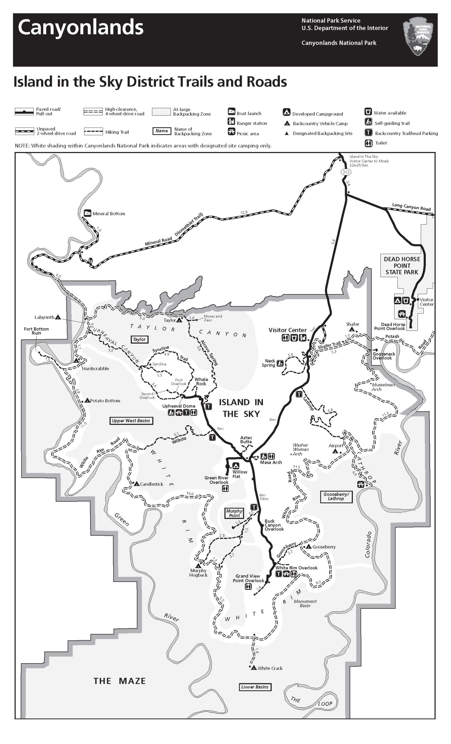 ISKY Map