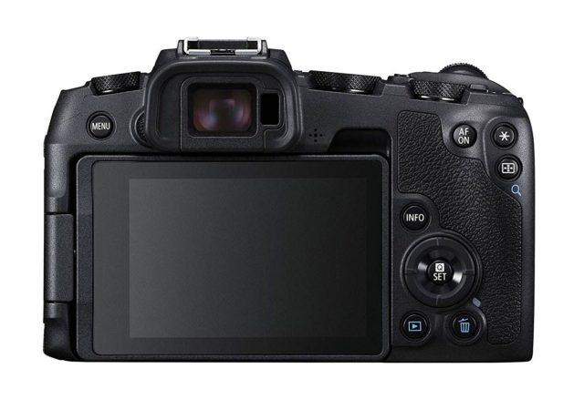 Canon EOS RP Back