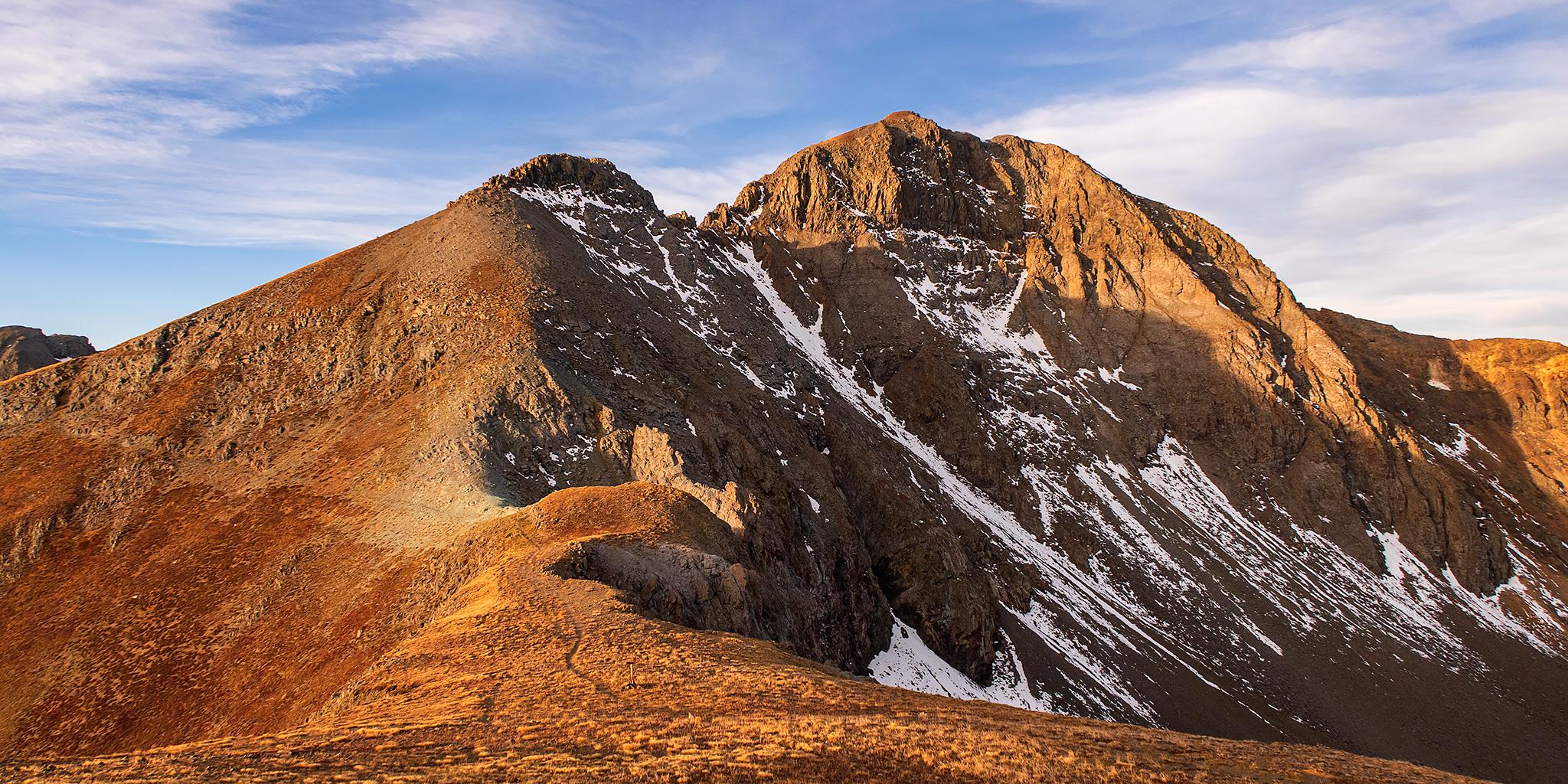 Little Giant Basin Peaks