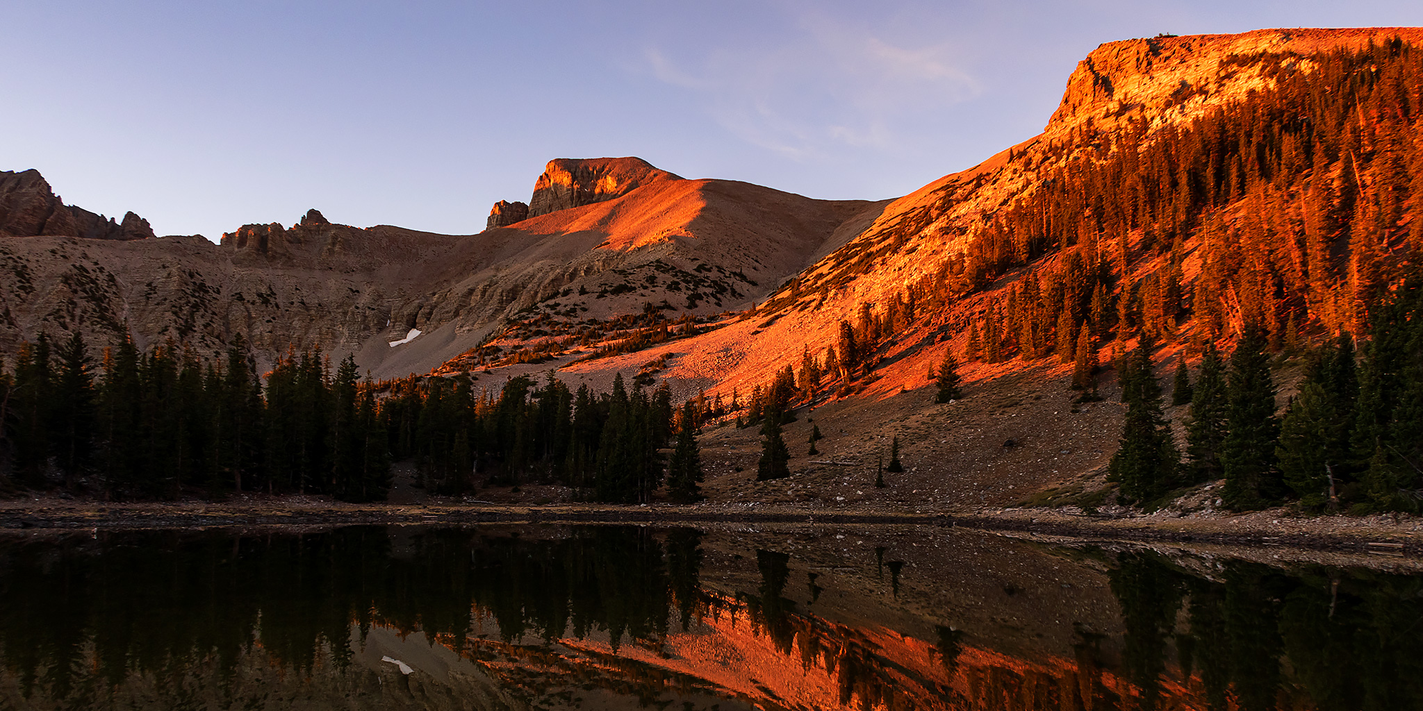 Great Basin National Park: Wheeler Peak