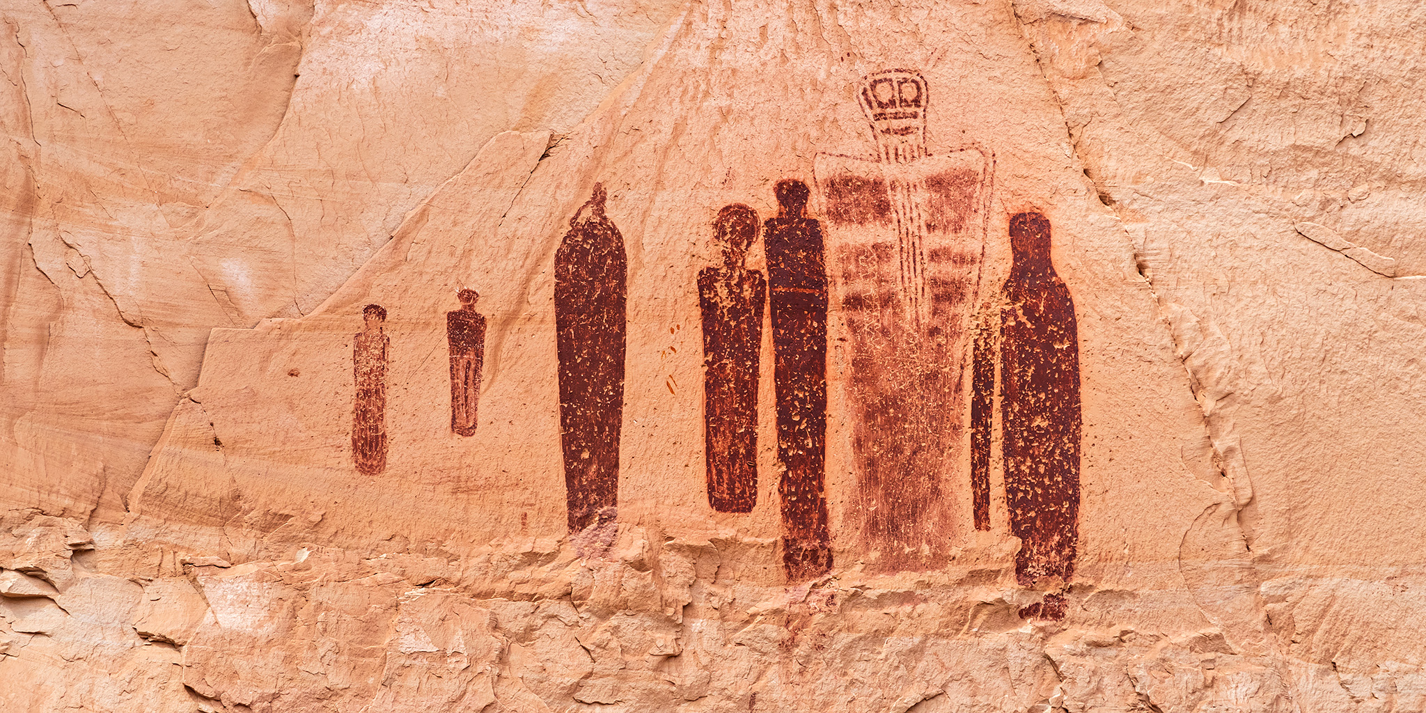 An Unplanned Visit to Horseshoe Canyon