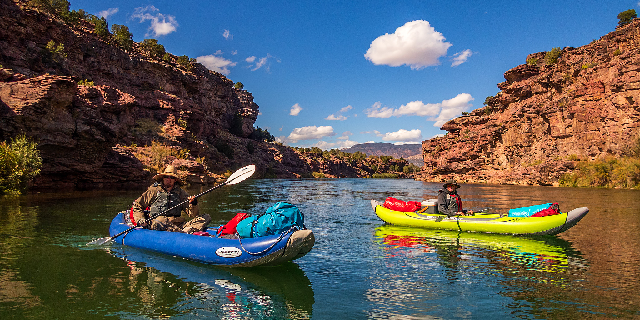 ABC's of the Green River: Red Canyon to Browns Park
